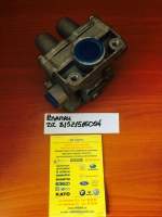 Клапан управления воздушной системы 4-х контурный SHAANXI DZ81521516094 (S)