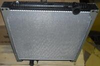 Радиатор алюминиевый 371 л.с. HOWO