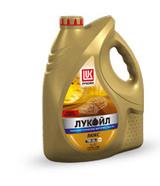 10W-40 Масло п/син-ое Лукойл люкс (5л)