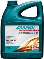 ADDINOL COMMERCIAL 1040 E4 - SAE 10W-40