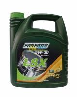 Fanfaro LSX JP  SAE:5W-30 SN/SM/CF (4л) Масло моторное