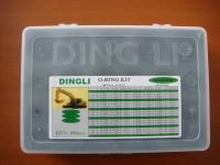 Набор О-колец DINGLI (666 шт) для Sumitomo