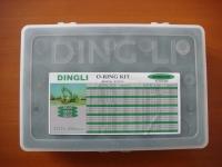 Набор О-колец DINGLI (666 шт) для Kobelco
