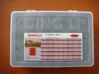 Набор О-колец DINGLI (666 шт) для Volvo