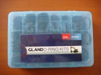 Набор О-колец GLAND (376 шт) для Volvo/Hyndai/Doosan