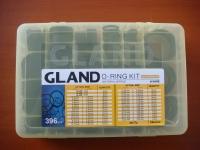 Набор О-колец GLAND (396 шт) для Caterpillar