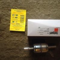 Фильтр  топливный FF5640