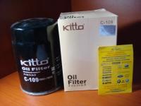 Фильтр масляный Kitto C109/C1302/15601-78010