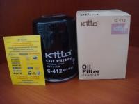 Фильтр масляный Kitto C412/RF71-14-302/C1712