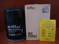 Фильтр масляный Kitto C607/C1317/15613-89104/15607-2210