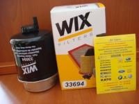 Фильтр топливный WIX 33694/FS1069/32925469/WK8113