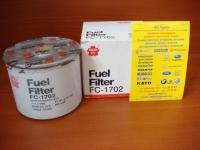 Фильтр топливный Sakura FC1702/P557111/wix 33166/FC5103/26560110/26560017/P9171X/FC3501/426987
