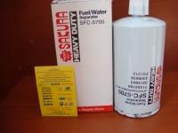 Фильтр топливный Sakura SFC5705/ P558000/FS1212/3315843/FF5157/MB-CX512/MB-CX502/65.12503-5011D/WIX 33405