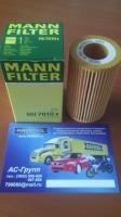Фильтр  масляный Mann Filter HU7010Z