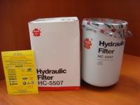Фильтр гидравлический Sakura HC5507/P164375/WIX 51455/P164376/HF6552