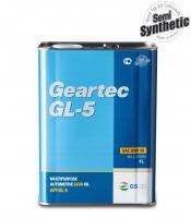 GEARTEC GL-5 80W-90 4L