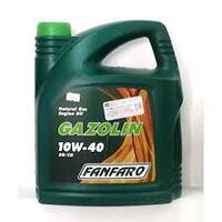 Fanfaro Gazolin SAE:10W-40 SG/CD (4л) Масло моторное п/синт.