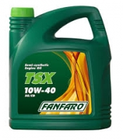 Fanfaro TSX SAE:10W-40 SL/CF (4л) Масло моторное п/синт.