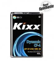 Kixx Dynamic CF-4 10W-30 4L