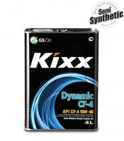 Kixx Dynamic CF-4 15W-40 4L