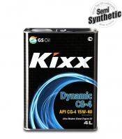 Kixx Dynamic CG-4 15W-40 4L