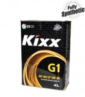 Kixx G1 5W-40 4TL
