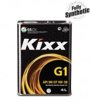 Kixx G1 5W-50 4L