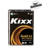 Kixx GOLD SJ 10W30 4L