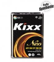 Kixx NEO 0W-30 4L