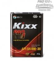 Kixx PAO 1 0W-30 4L