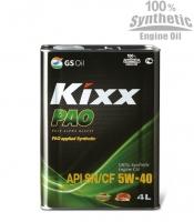 Kixx PAO 5W-40 4L