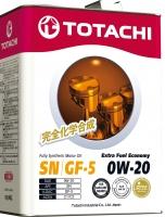 TOTACHI EXTRA FUEL ECONOMY 0W-20