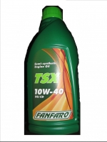 Fanfaro TSX SAE:10W-40 SL/CF (1л) Масло моторное п/синт.