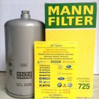 Фильтр  топливный WDK725/FF5135/FC0005/PP837/1
