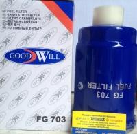 Фильтр  топливный FG703/FC5716/33373
